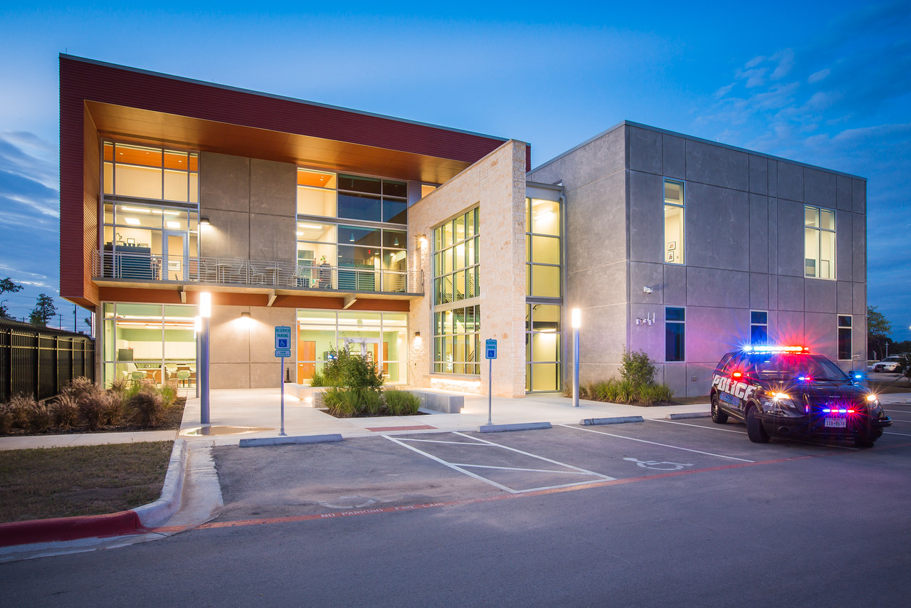 Georgetown, TX Public Safety Complex