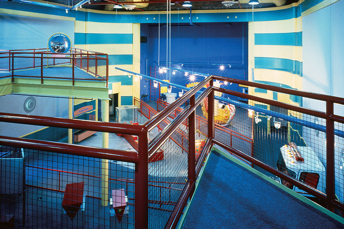 The Discovery Science Center of Central Florida - Marion Theatre