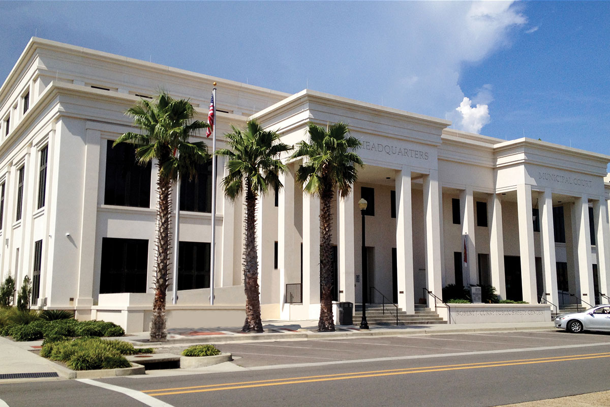 Gulfport Police & Courts Facility