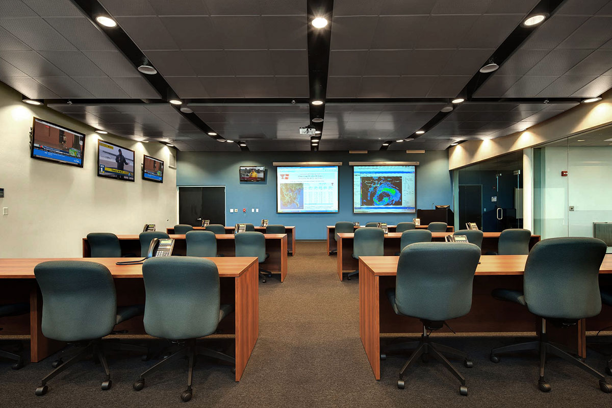 Okeechobee County Emergency Operations and 911 Command Center