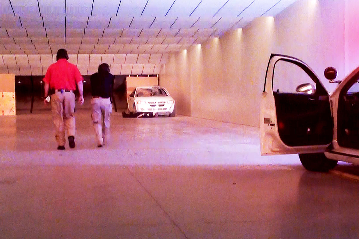 Orlando Police Department Training and Firing Range