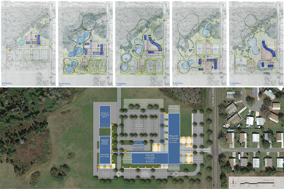 St  Cloud Police Headquarters | Current Projects | Planning